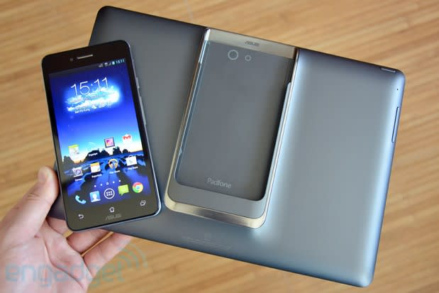 ASUS PadFone Infinity review: the convertible phone goes full HD and