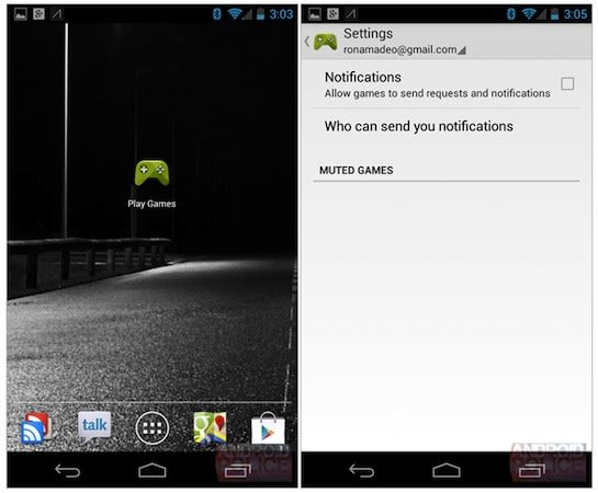 'Google Play Games' uncovered as Android's home for invites, achievements and more