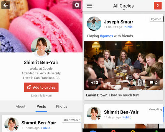Google+ update for iOS adds photo enhancements, standalone