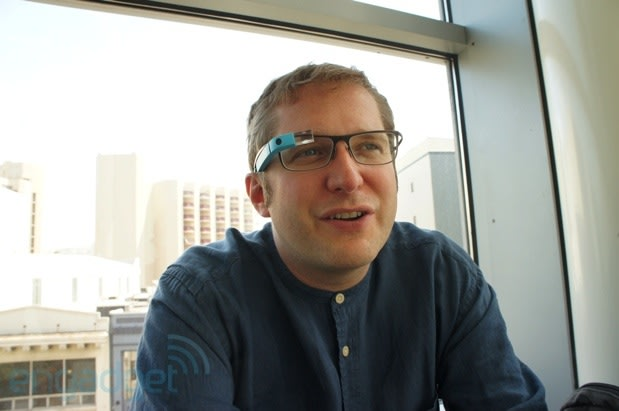 425e2840d52 Countless wearers of Google Glass stalked the halls of this year s Google  I O developer conference