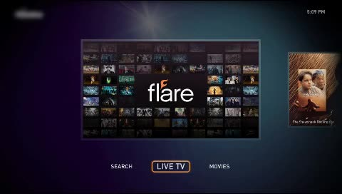 Cox flareWatch beta brings IPTV with 60 HD channels, cloud DVR for