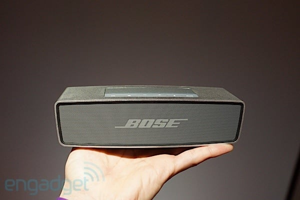 06dc1f94a81 ... Bose just unveiled its latest two portable audio creations: The  SoundLink Mini Bluetooth speaker (A2DP) and QuietComfort 20 noise-cancelling  in-ears.