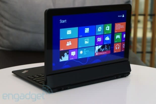 Lenovo ThinkPad Helix review