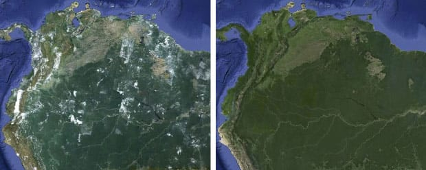 Google Refreshes Maps And Earth With 800 000 Megapixels Of New