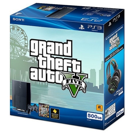 can you get gta 5 for ps3