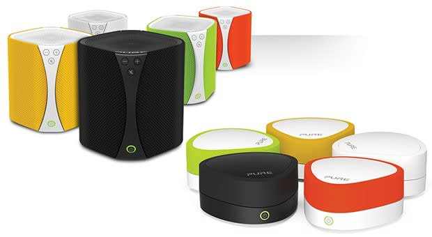 Pure Jongo multi-room speaker system now available in North America