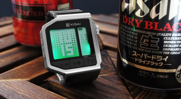 Tokyoflash intros Kisai Intoxicated watch with a built-in