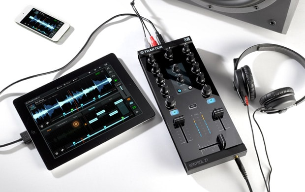 Native Instruments outs Kontrol Z1: an iOS DJ mixer with