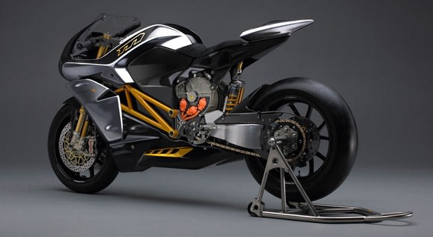 When Mission Motors Unveiled Its R Electric Motorbike It Garnered A Lot Of Attention Enough That The Company Created Motorcycles Group