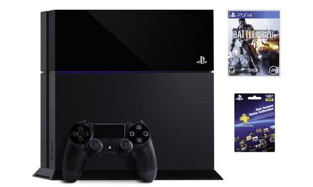 Amazon lists multiple PlayStation 4 bundles with release day guarantee