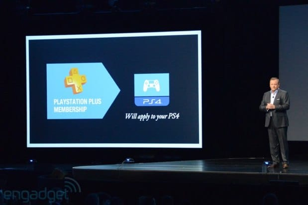 PlayStation Plus membership will carry over from PS3 to PS4