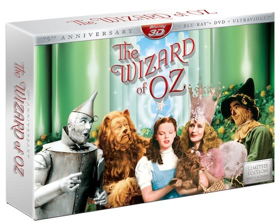 The Wizard of Oz celebrates 75th Anniversary this fall with IMAX