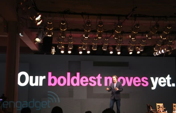 T-Mobile introduces Simple Choice family plans with no credit check