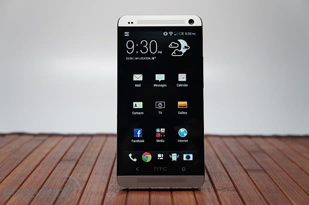 Google Now just a swipe away on HTC One with Android 4.2.2 update