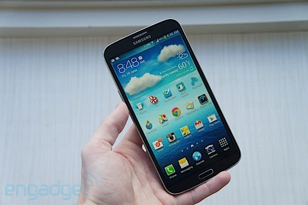 Samsung Galaxy Mega 6 3 review: one giant smartphone for mankind