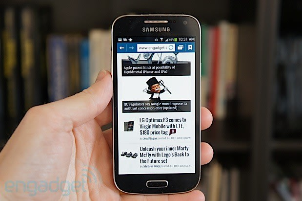 Samsung Galaxy S4 Mini review: small in size, but not worth the mega