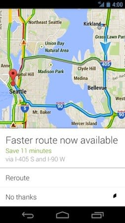 Revamped Google Maps for Android rolling out with new discovery, navigation tweaks