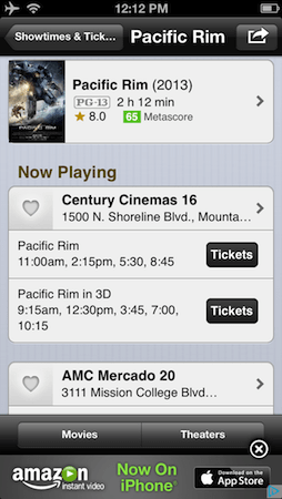 IMDb updates Android and iOS apps, lets US users buy movie