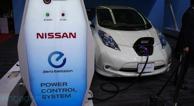 Like Tesla Nissan Knows That Ev Drivers Want A Safety Net Of Charging Stations It S No Fun To Hunt For Socket Many Miles From Home
