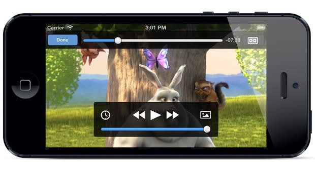 VLC 2 1 for iOS adds audio-only playback, streaming over FTP
