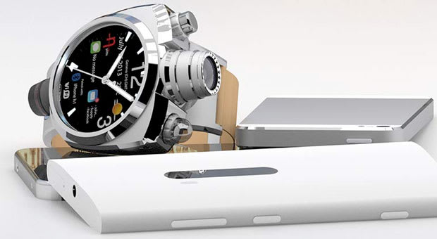 Hyetis promises smartwatch with 41-megapixel camera for $1,200