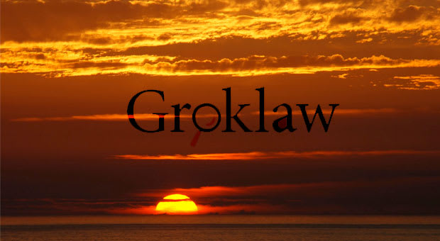 Groklaw closing in light of NSA spying revelations