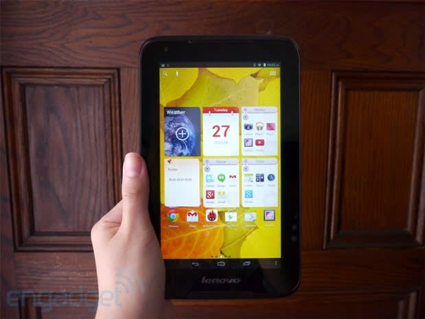 Lenovo IdeaTab A1000 review: how important is audio quality