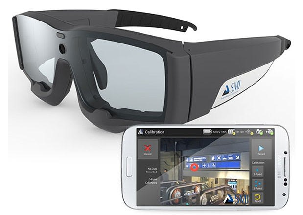 SMI launches Eye Tracking Glasses 2 0 with smartphone-based