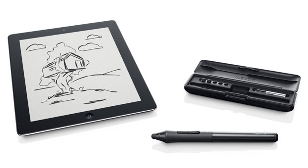 Wacom outs Intuos Creative Stylus with revamped Bamboo Paper