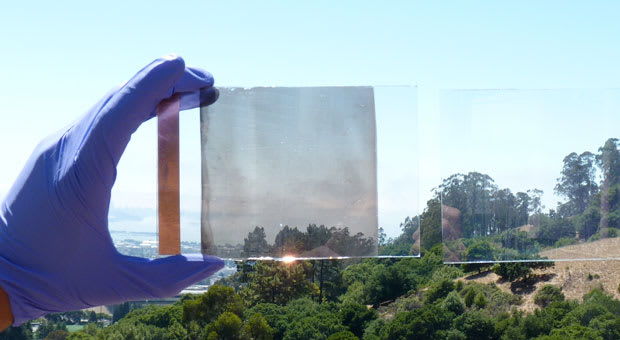 Researchers develop energy saving smart window that filters out heat and / or light