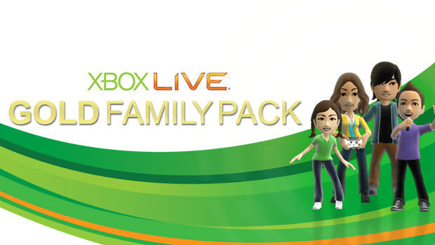 Xbox Live Family Plans get converted to individual