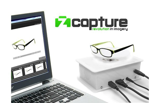 Insert Coin: Zcapture offers 360-degree photos of objects in