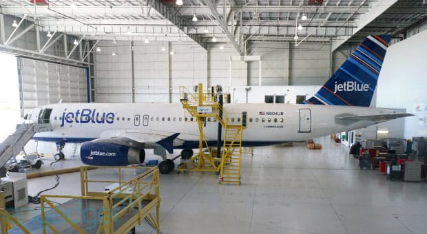 JetBlue and ViaSat prepare to launch 12 Mbps WiFi at 36,000