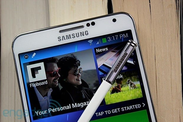 Samsung unpacks kernel source code for Galaxy Note 3