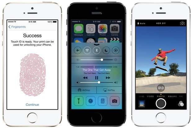 Apple introduces the iPhone 5s, launching September 20th
