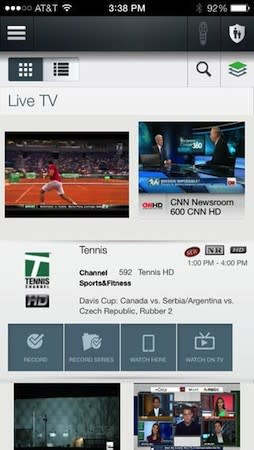 Verizon FiOS Mobile on Android and iOS can now stream live