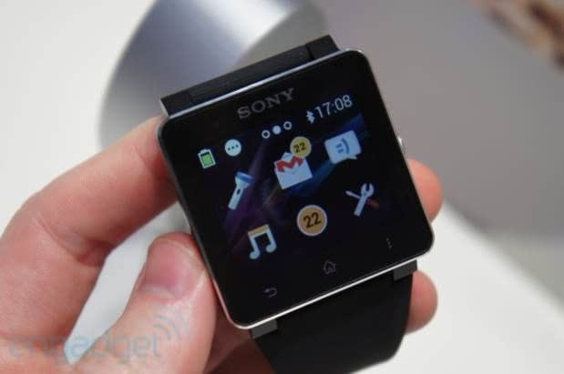 1bbc37b5205a Sony SmartWatch 2 launches in the US for  200