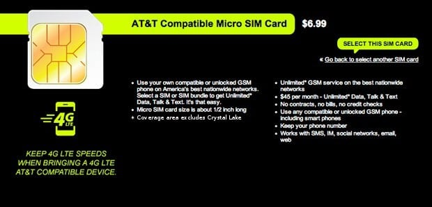 Straight Talk now accepts AT&T-compatible LTE devices
