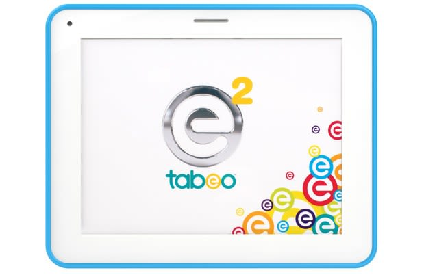 Toys R Us' 8-inch second-generation Tabeo kids tablet coming