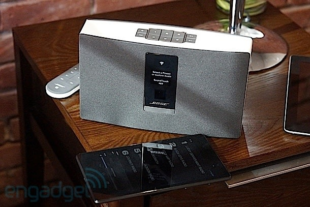 Bose intros SoundTouch WiFi music systems, makes home audio