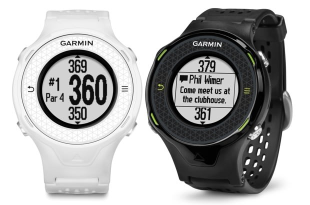 Garmin's Approach S4 watch can guide you through over 30,000