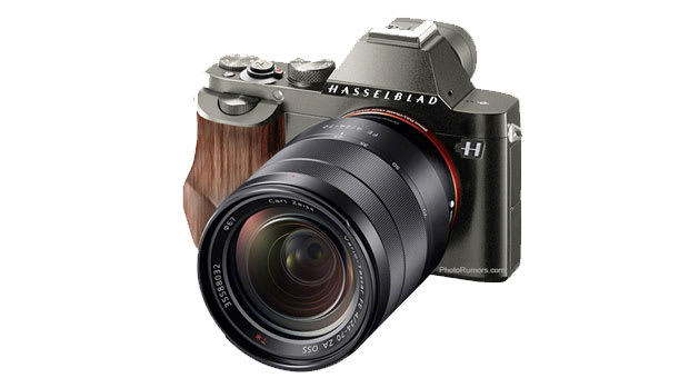 Hasselblad slaps some wood, $10,000 price tag on Sony's new A7