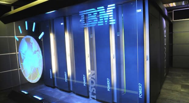 IBM's Watson supercomputer will soon be your personal shopper
