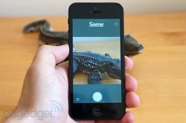 Seene for iPhone produces simple, shareable 3D photos