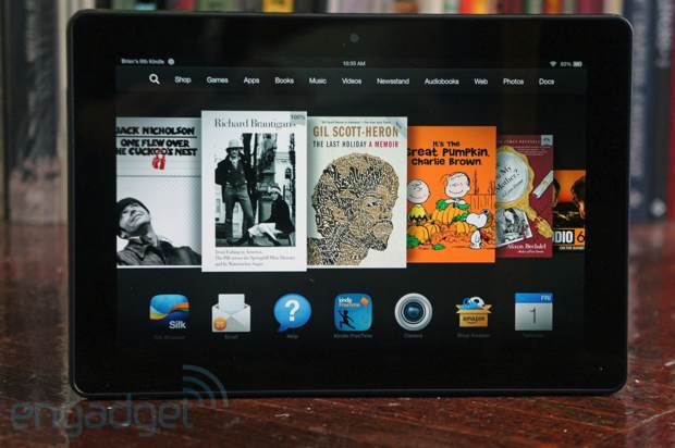 2db81915c4f22d Amazon Kindle Fire HDX review (8.9-inch): a high-end tablet at a mid-range  price