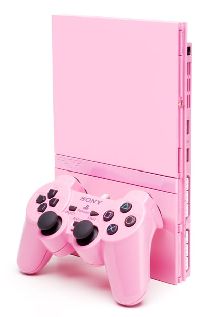 European PS2 price drop and pretty new pink model [update 1]