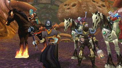 Cross Server Pvp Now Available In Wow Engadget