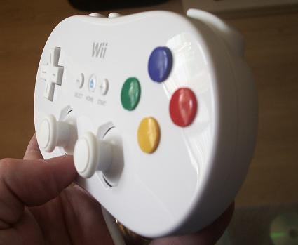 Simple mod brings classic back to the Classic Controller