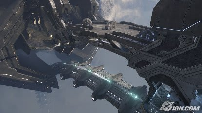 Halo 3 multiplayer map Narrows revealed