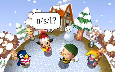 Edge: Animal Crossing Wii is a social networking MMO